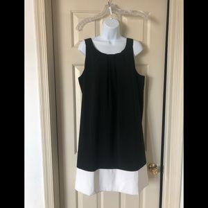 Monroe and Main sleeveless dress